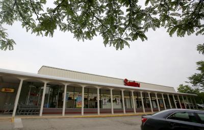Former Sentry store