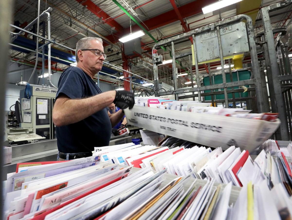 Madison postal processing facility