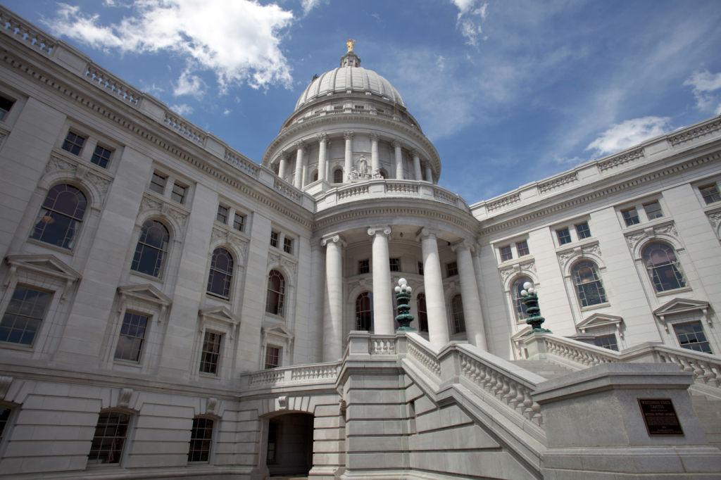 Wisconsin Capitol building file photo (copy) (copy)