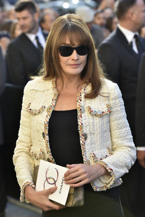 Birthday Carla Bruni Sarkozy Madison Com