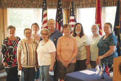 'First male president': Historic feat for Waunakee American Legion Auxiliary