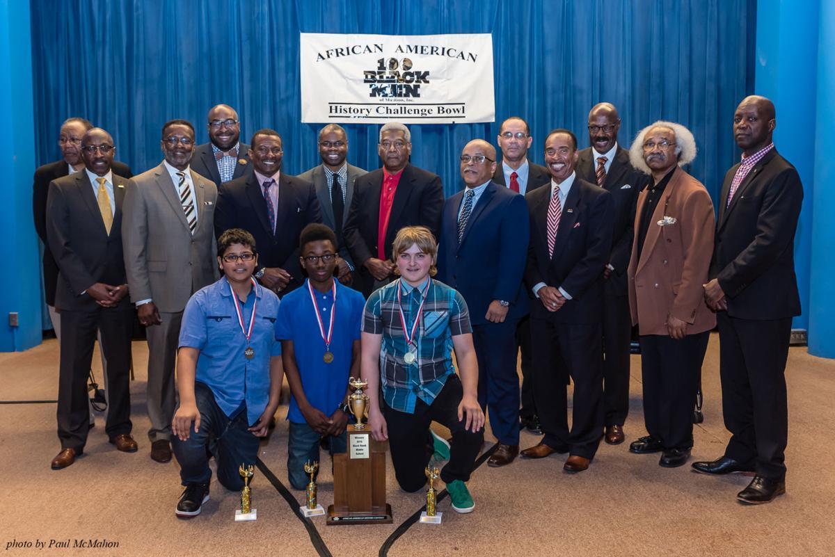 100 black men African-American History Bowl