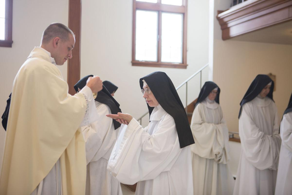Powerhouse of prayer:' Millennials are drawn to monastic