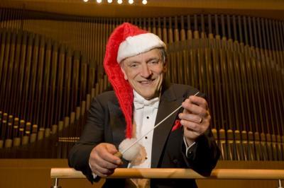 A Madison Symphony Christmas Maestro John DeMain