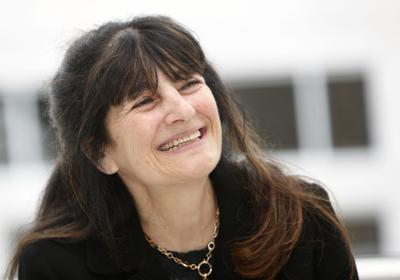 Ruth Reichl at Central Library