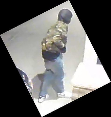 Windsor burglary suspect 1
