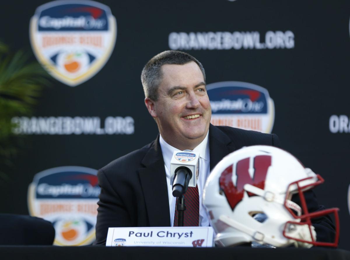 Paul Chryst-Brad Houser Q and A