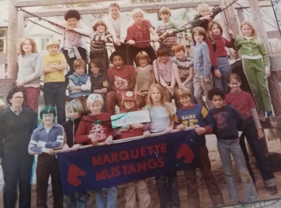 Marquette Elementary, 1980