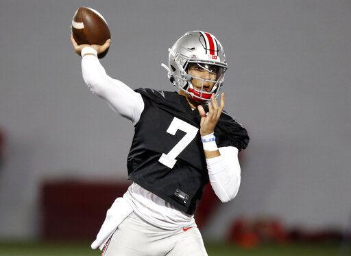 Ohio State among 5 Big Ten teams auditioning quarterbacks