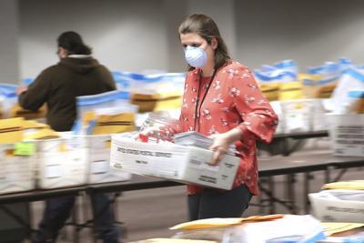 Virus Outbreak Wisconsin Election