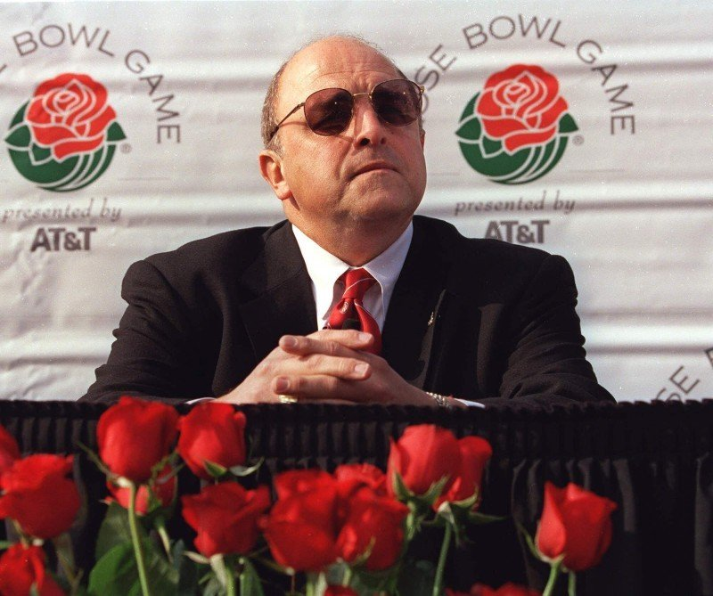 Barry Alvarez, 1999 Rose Bowl