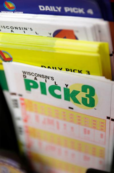Wisconsin lottery data show higher sales in lower income areas