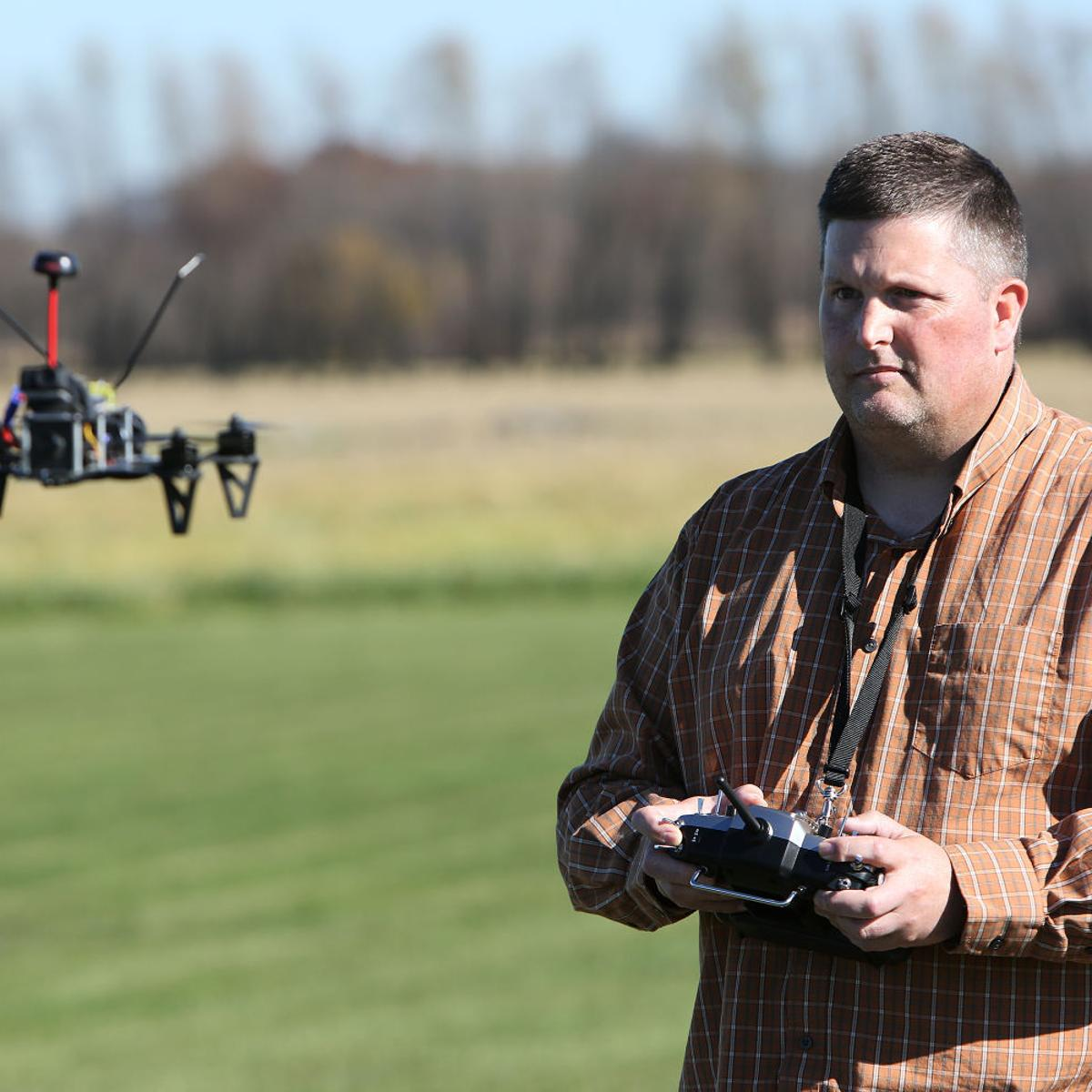 BZZZZZZZ! Drones are showing up in the air over Wisconsin