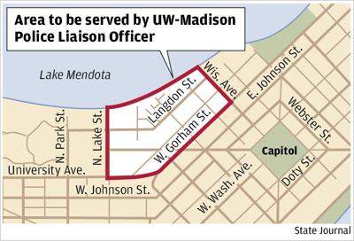 UW-Madison Police Liaison Officer