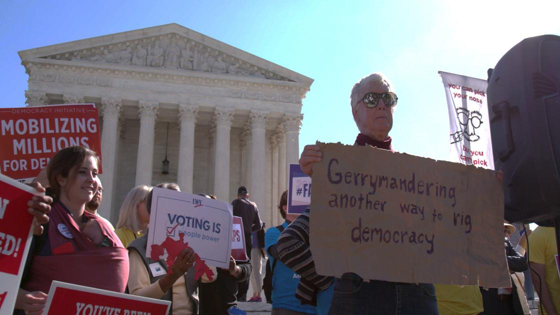 Wisconsin has an unfortunate starring role in new gerrymandering documentary