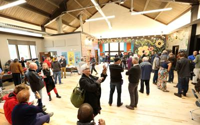 'I have no words': Wil-Mar Neighborhood Center reopens after dramatic renovation