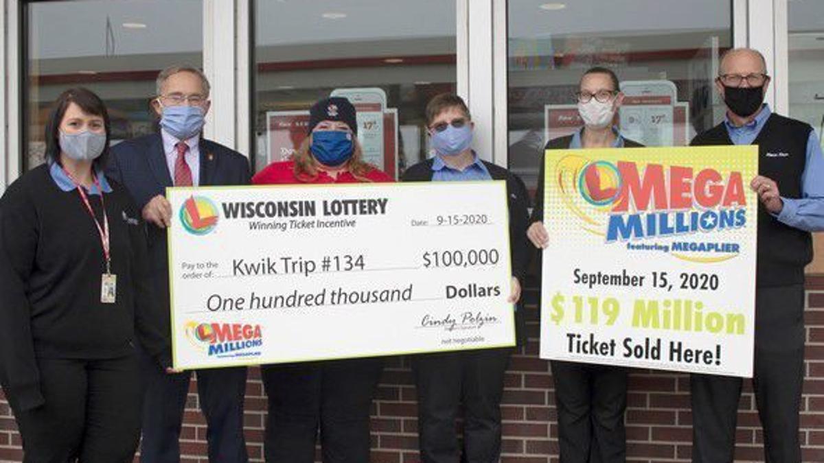 Wisconsin S First Mega Millions Jackpot Racine Man Quits His Job After Winning 120 Million Latest News Madison Com