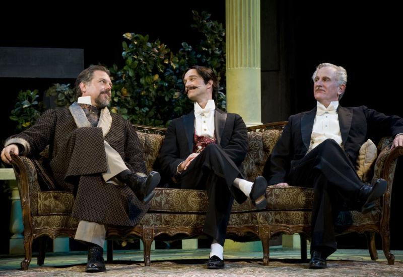 Brian Mani, James Ridge & Henry Woronicz, Widowers' Houses, 2008