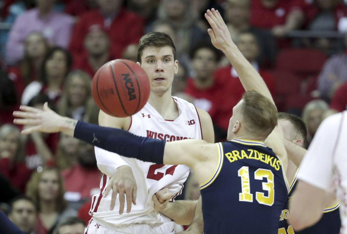 Ethan Happ Turns In Masterful Performance As Badgers Hand No