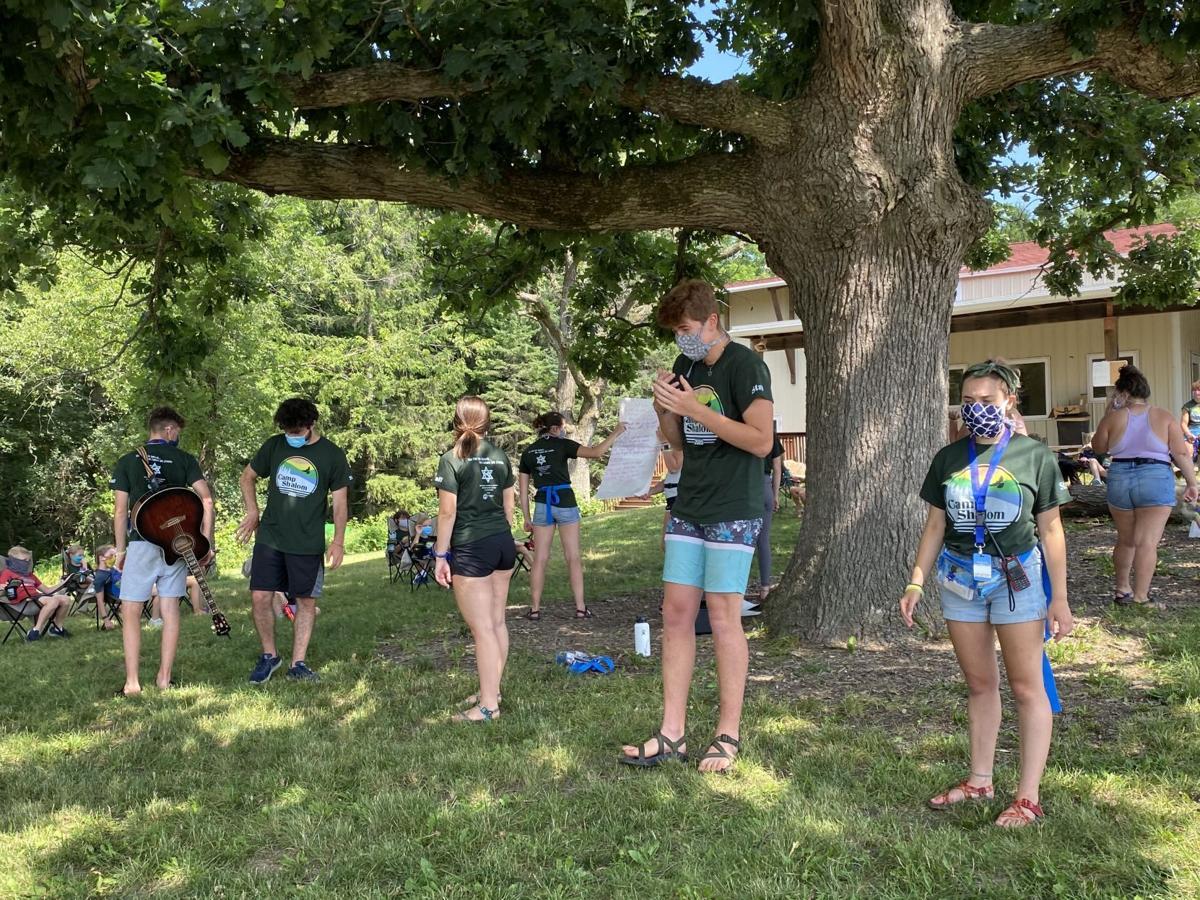 Camp counselors (copy)
