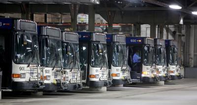 Metro Transit bus garage