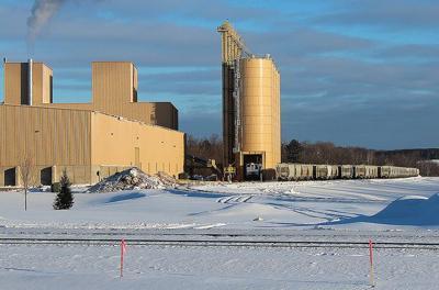 Sand facility