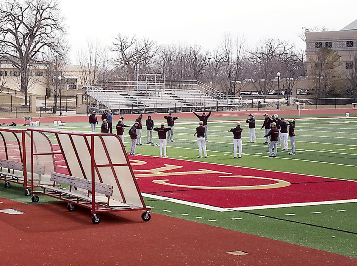 Edgewood Stadium new photo, baseball team