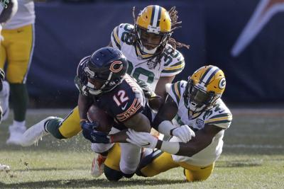 APTOPIX Packers Bears Football