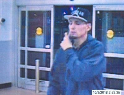 Shoplifter took computers from Walmart, Beloit police say