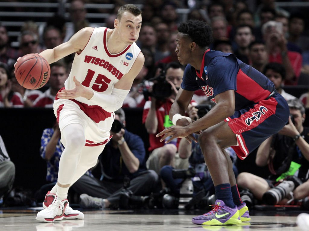 a6982fde65e Badgers men's basketball: Basketball goes from fun and games to a ...