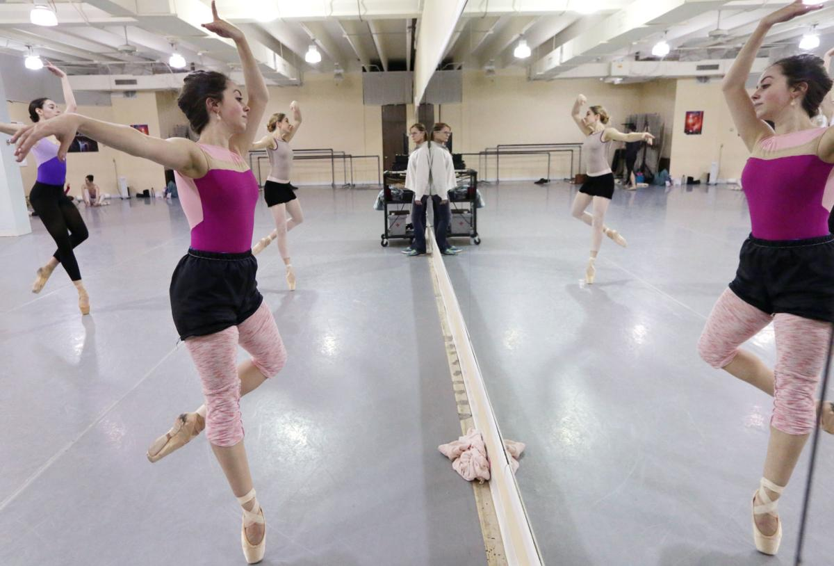 Madison Ballet Makes A Move To Bright New West Side Studio Arts And Theater Madison Com