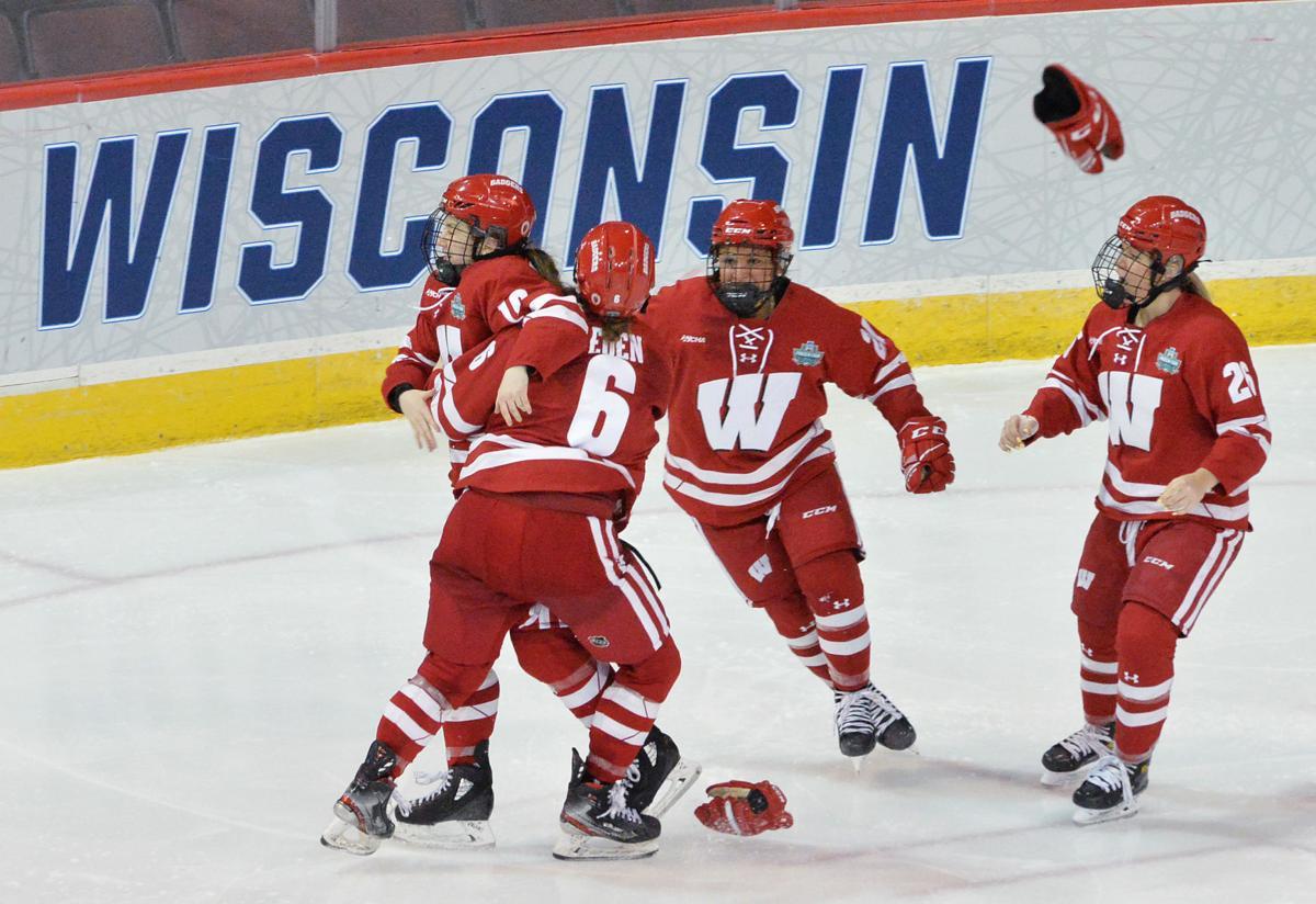 UW women's hockey primary cover image 3-20