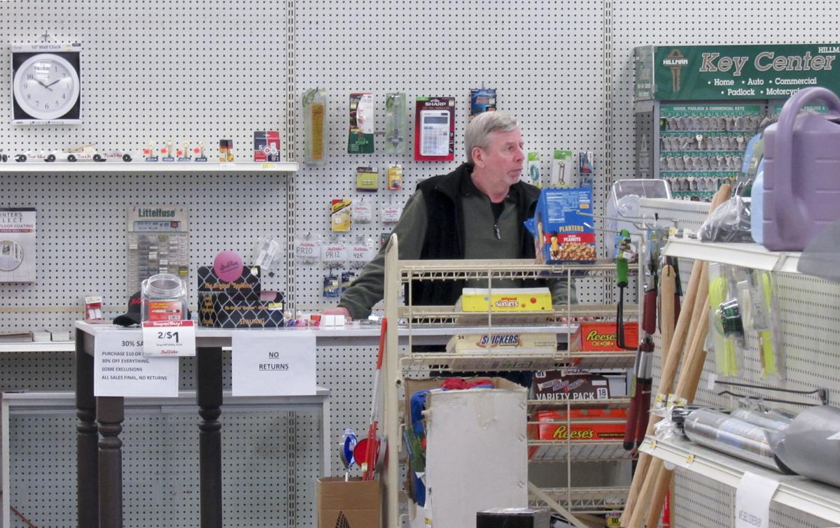 Poynette is losing its hardware store, highlighting the