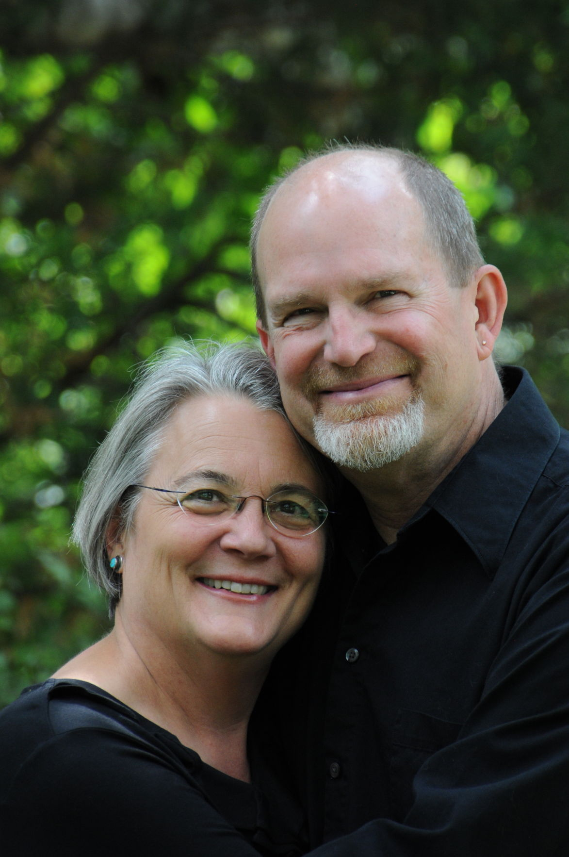 Cheryl Bensman Rowe and Paul Rowe
