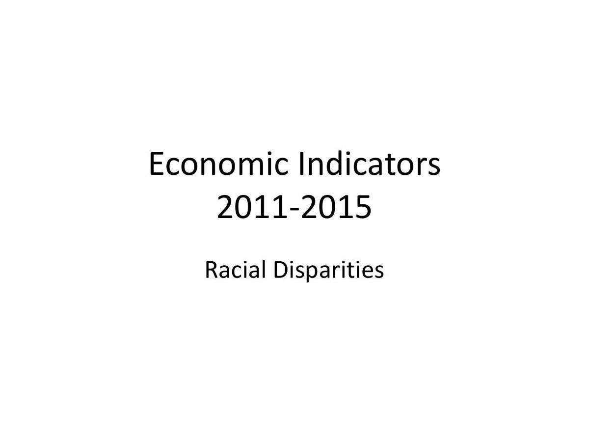 Mayor Paul Soglin's racial disparity report