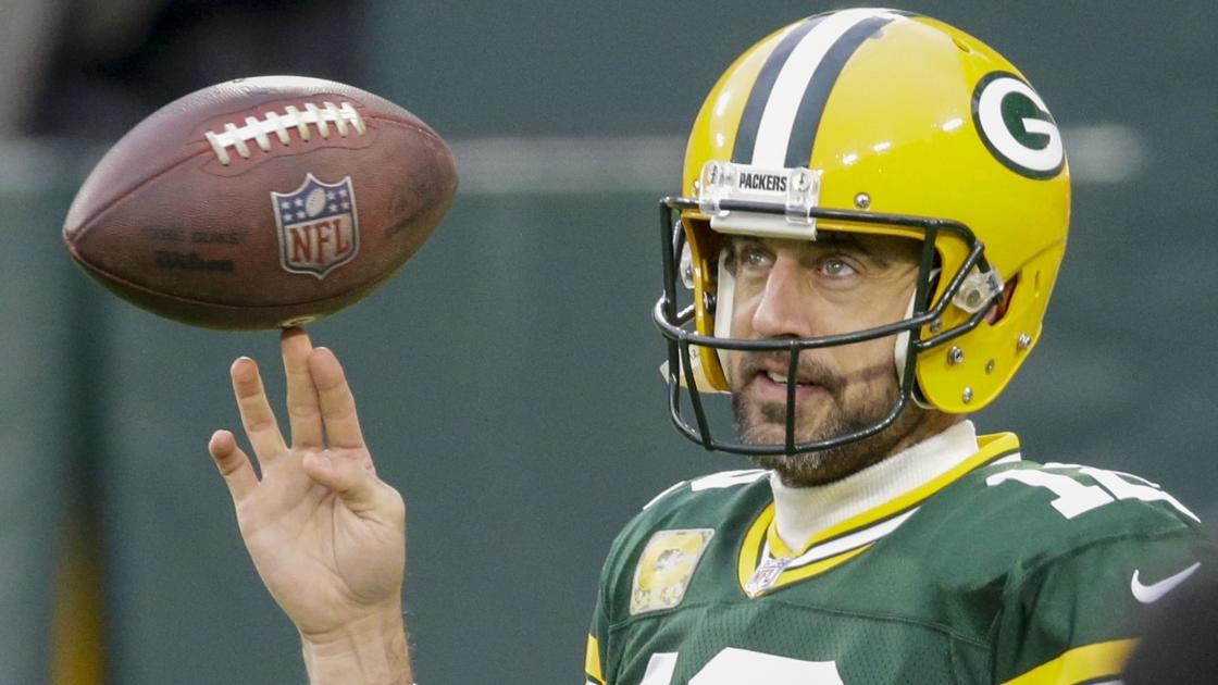 Exclusive: Aaron Rodgers — in his own words — on his 'journey of self-actualization,' why he's kinder now and why he's not worried about how many more Super Bowl chances he has left