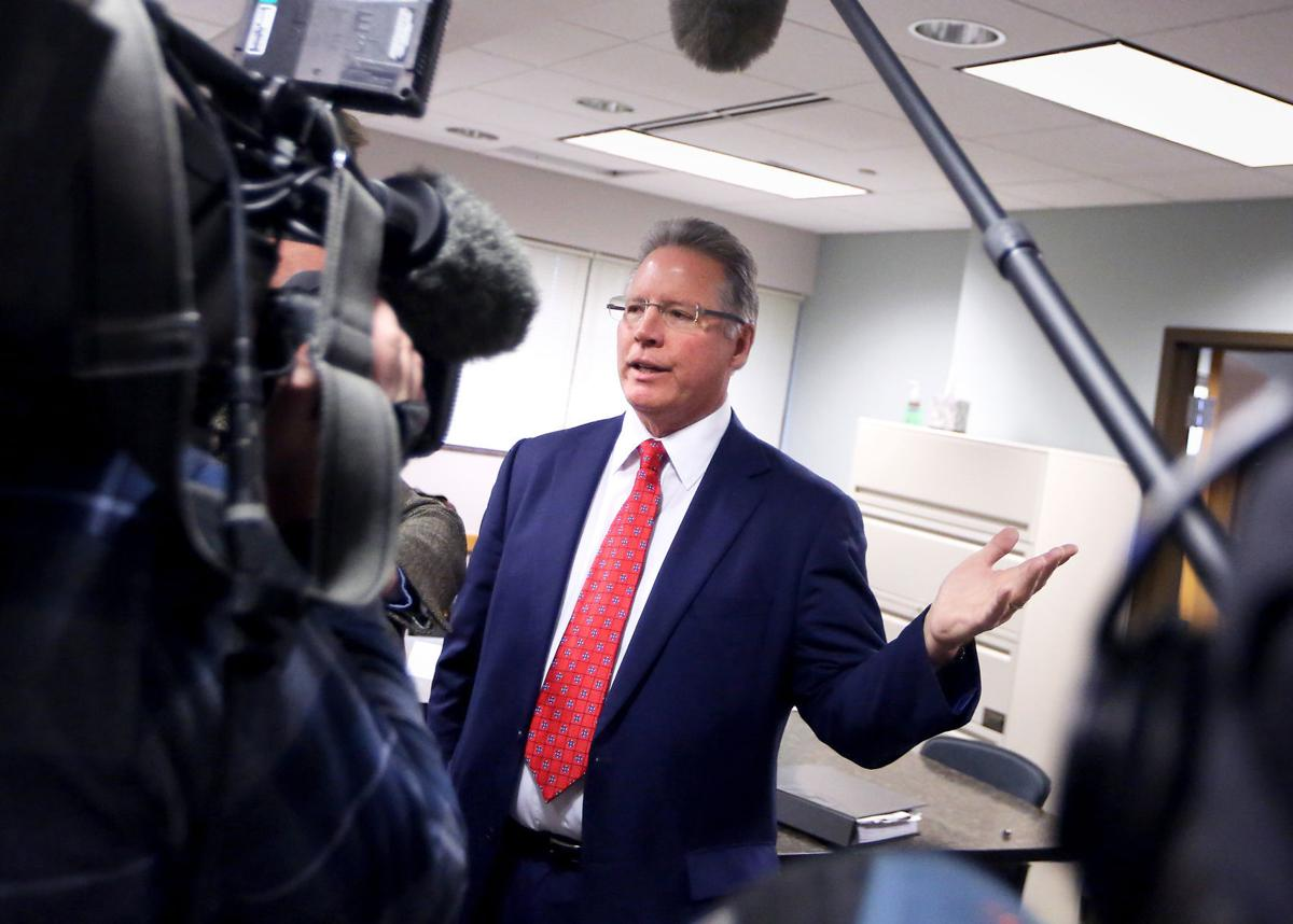 Elections Commission chairman questions Brad Schimel's fairness