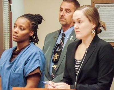Bail set for woman jailed in parking ramp shooting, charges expected Thursday