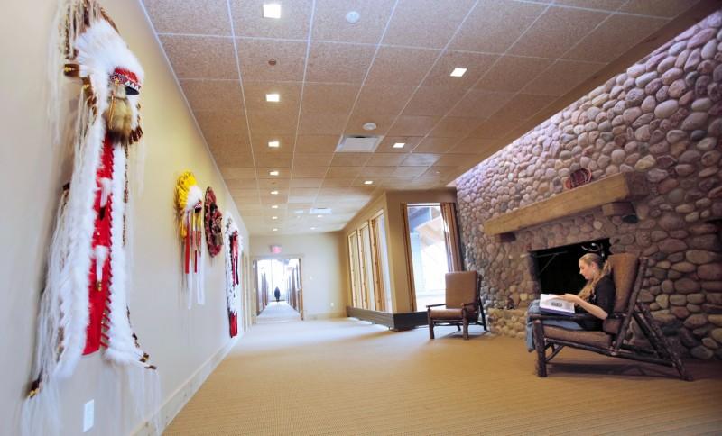Epic Systems, Juno building interior