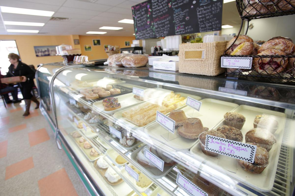 Monona Bakery cases