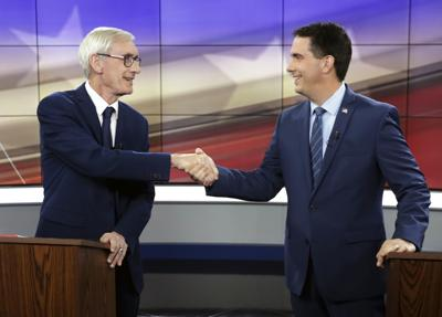Tony Evers refuses to release letter from Scott Walker