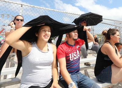 Dane County Fair organizers prepare for extreme heat on Friday