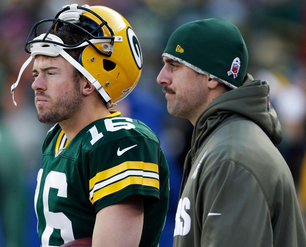 Packers Offseason Key For Scott Tolzien As Aaron Rodgers Backup Pro Football Madison Com