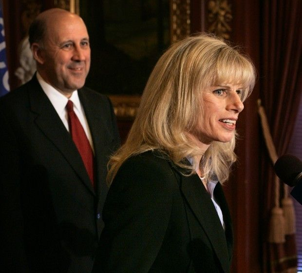 Mary Burke becomes Commerce Secretary