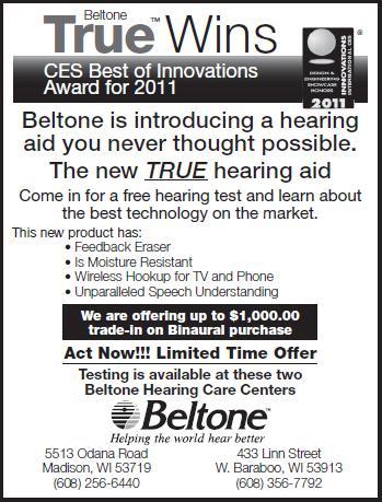 Beltone - True Wins