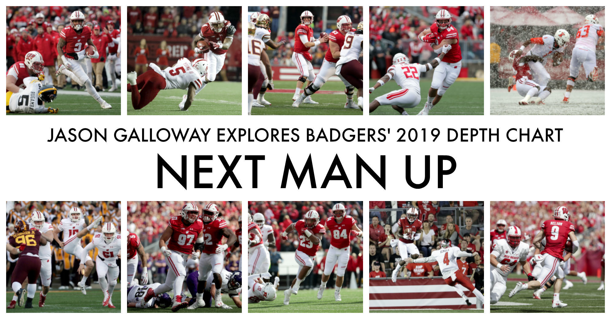 Get An Early Look At Wisconsin Badgers Projected Depth Chart For Next Football Season College Madison