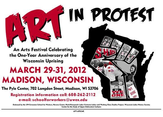 Art in Protest