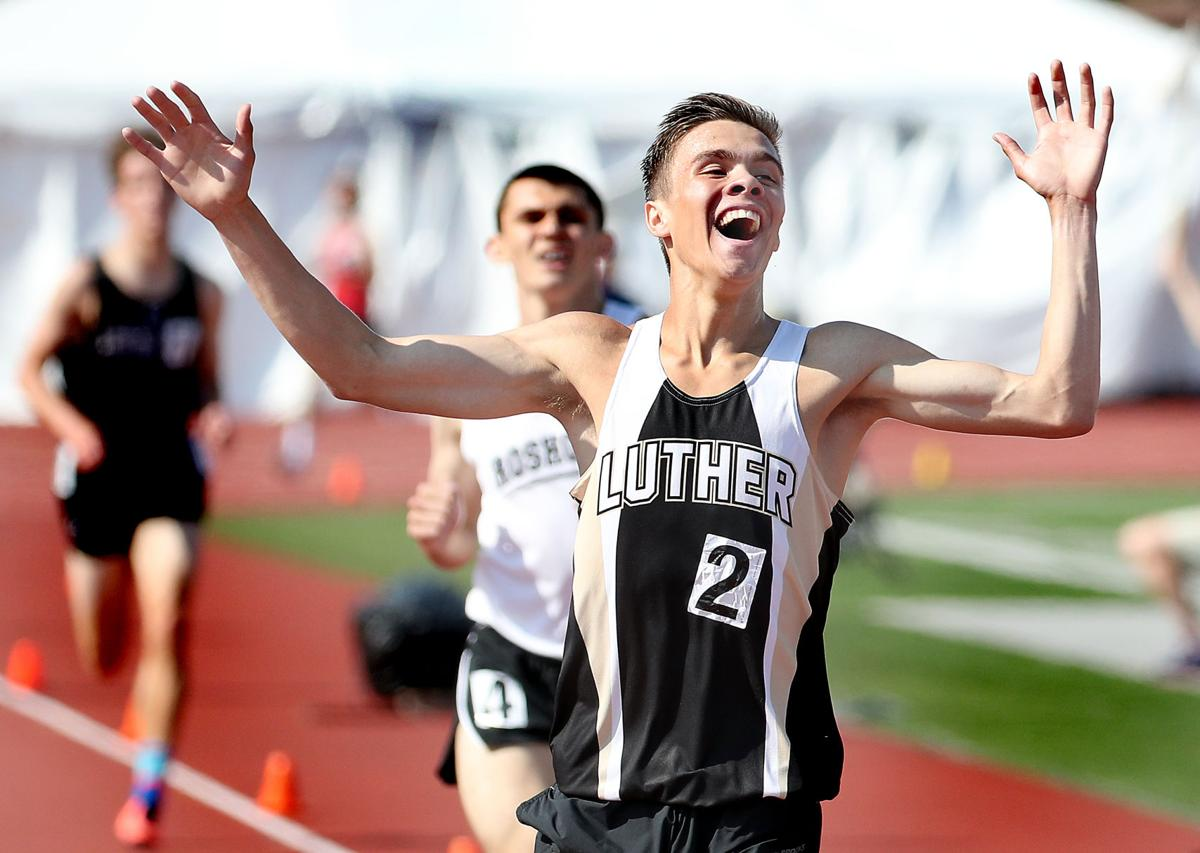 Friday state track