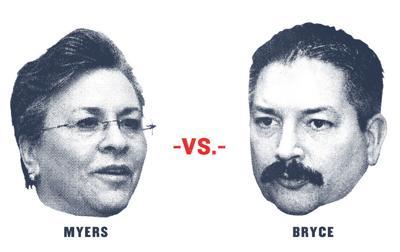 Myers v Bryce