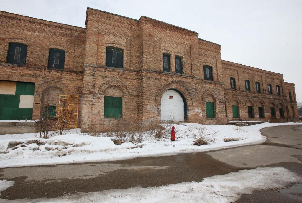 Garver Feed Mill